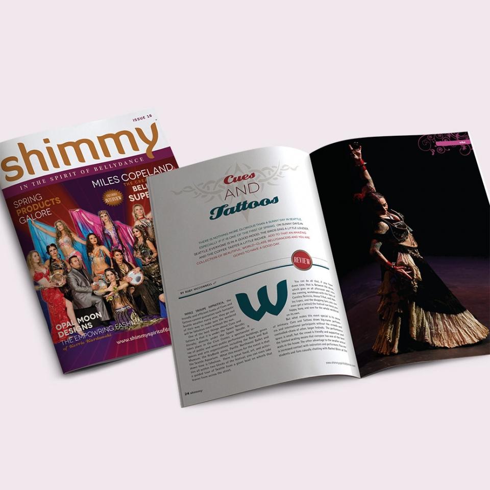 Shimmy Magazine